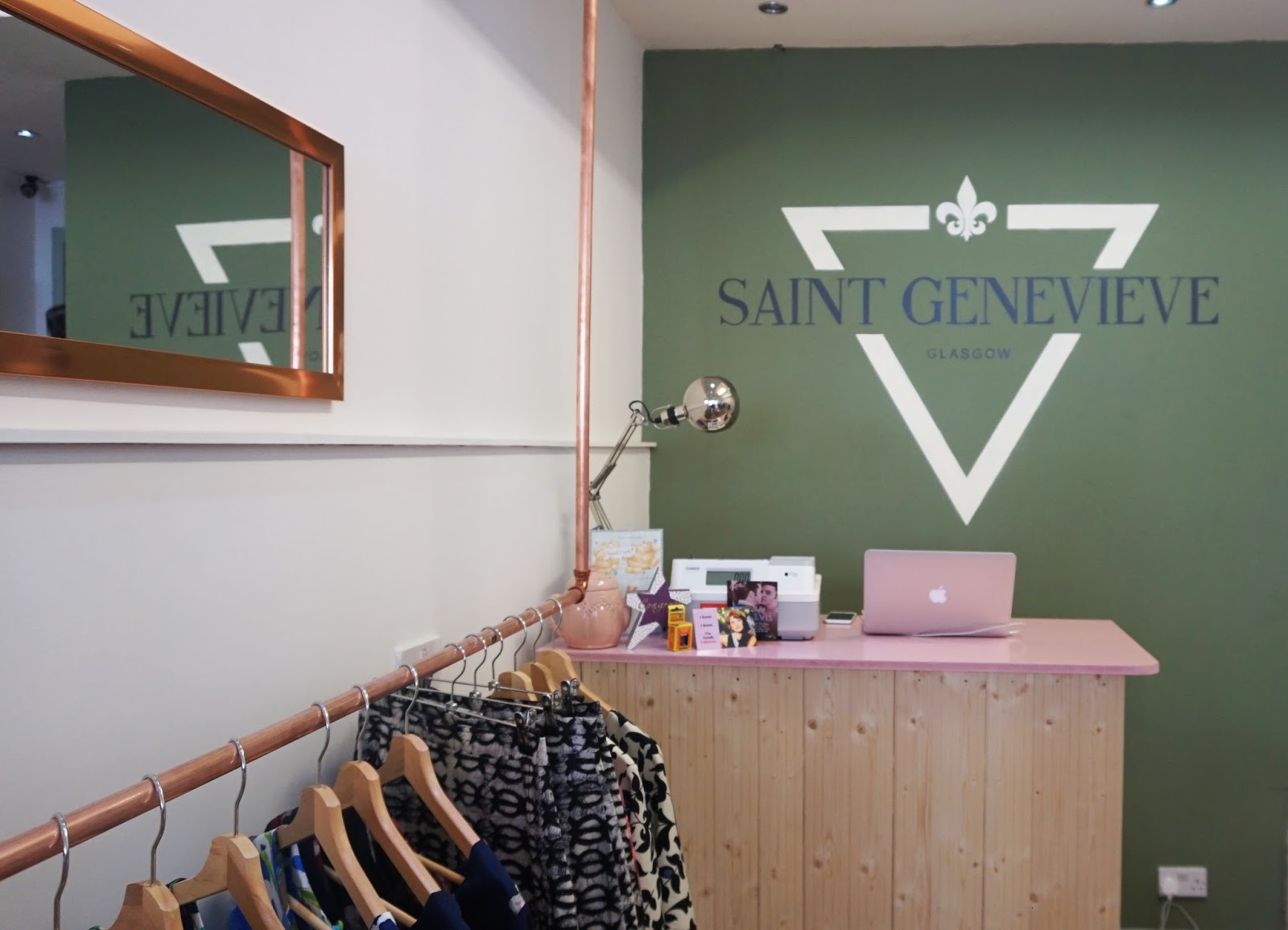 Shop Focus: Saint Genevieve