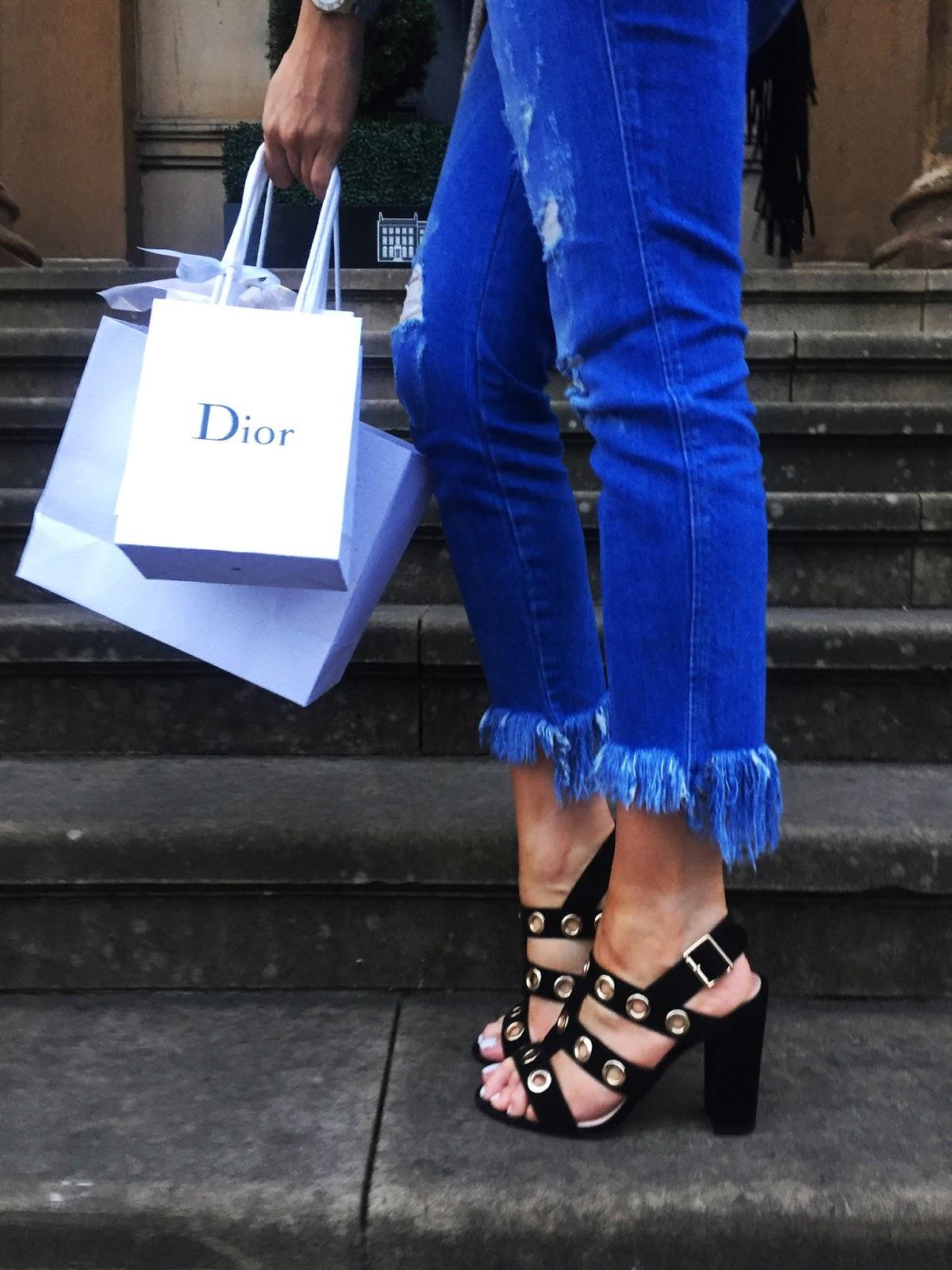 Denim and Dior