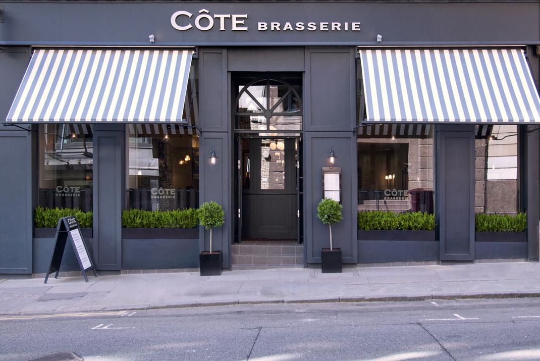 Cote Brasserie Glasgow brunch Rachel Lawler Tender Loving Style