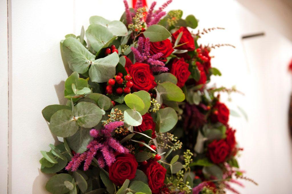 LORRAINE WOOD FLOWERS CHRISTMAS WORKSHOP LAUNCH