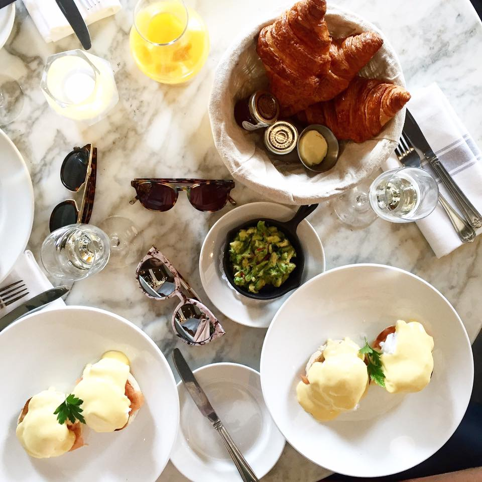 Hutchesons Bubbles and Brunch Glasgow brunch spots by Tender Loving Style Rachel Lawler