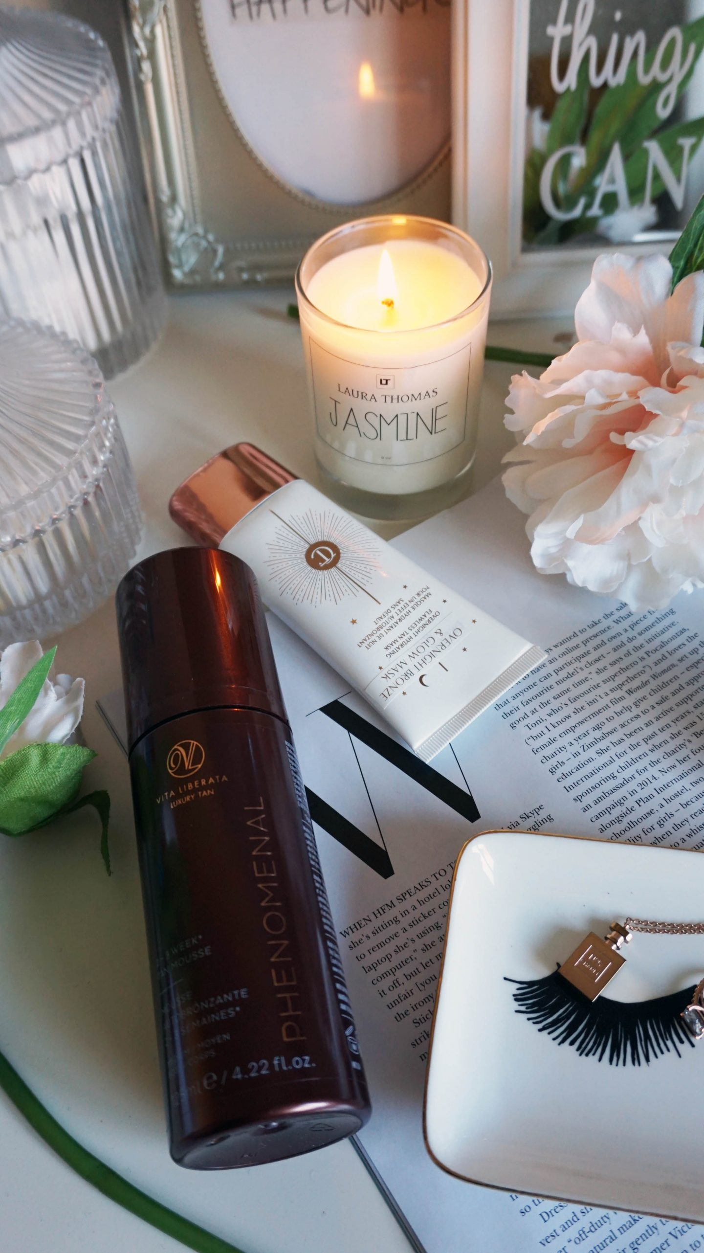 MY AUTUMN BEAUTY PICKS AND WHY PAMPERING IS IMPORTANT