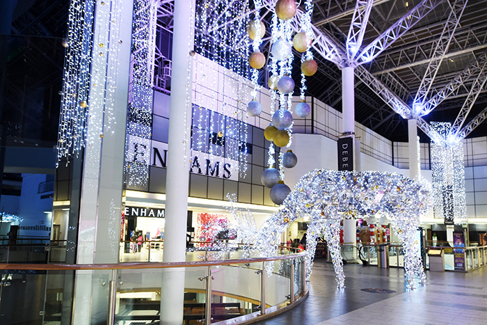 FESTIVE FASHION + BEAUTY WITH ST ENOCH CENTRE GLASGOW