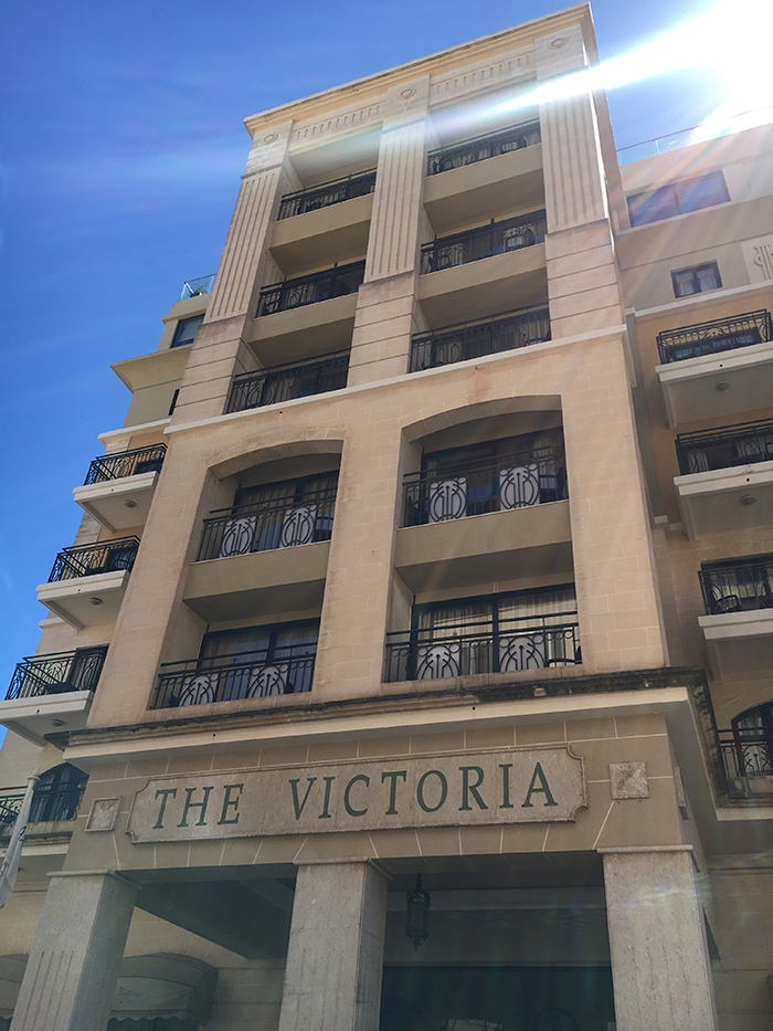The Victoria Hotel Malta review