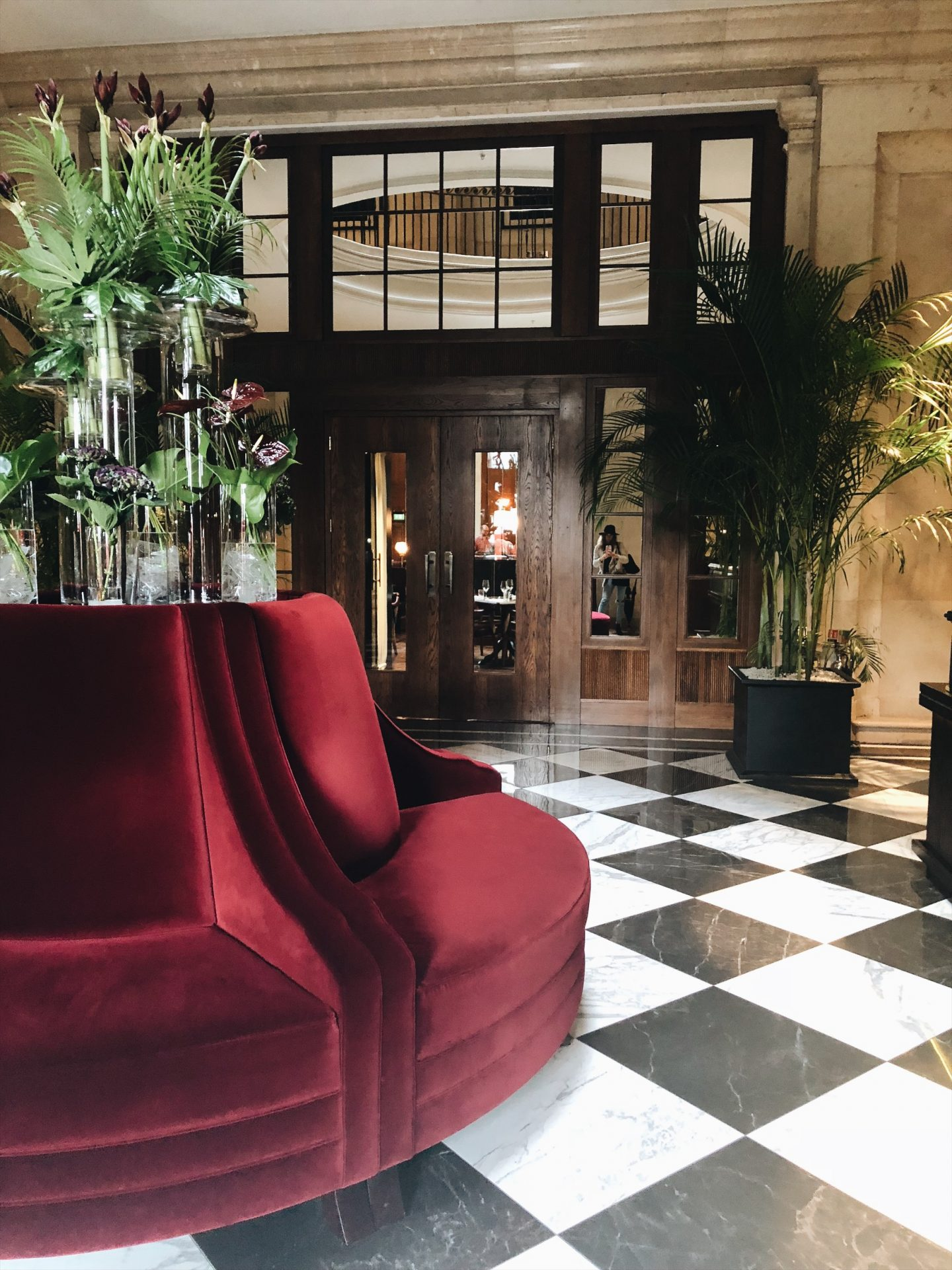 A NIGHT OF LUXURY AT THE EDINBURGH GRAND // REVIEW