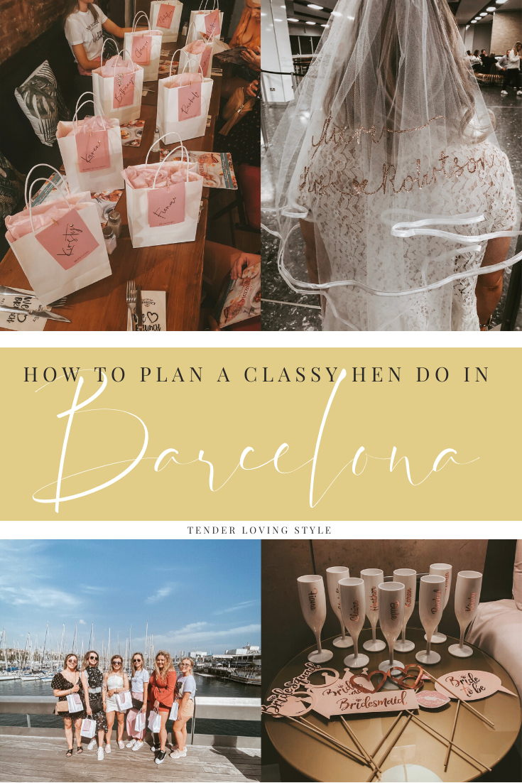 HOW TO PLAN A CLASSY HEN DO ABROAD